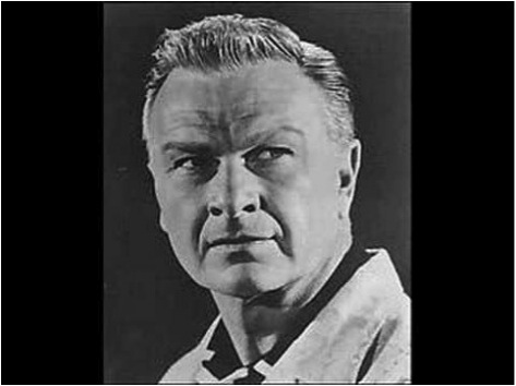 Eddie Albert, Classic Movie Actor,  Memorial Day Tribute