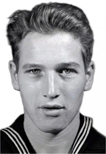 Paul Newman, Classic Movie Actor, Memorial Day Tribute