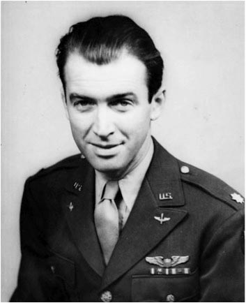James Stewart, Classic Movie Actor, Memorial Day Tribute
